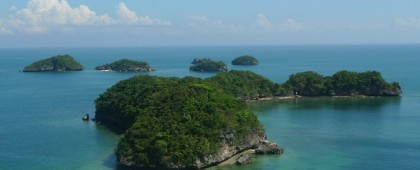 Hundred Islands in Alaminos City, Pangasinan