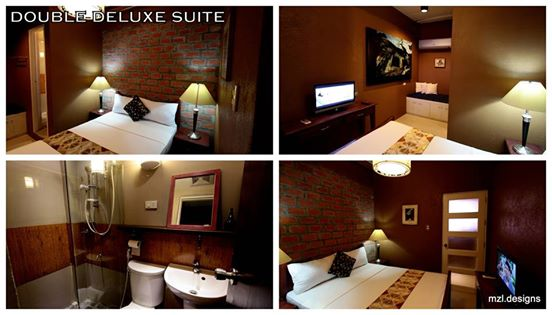 Ragtime Suites Double De Luxe Suite | Photo from FB Page