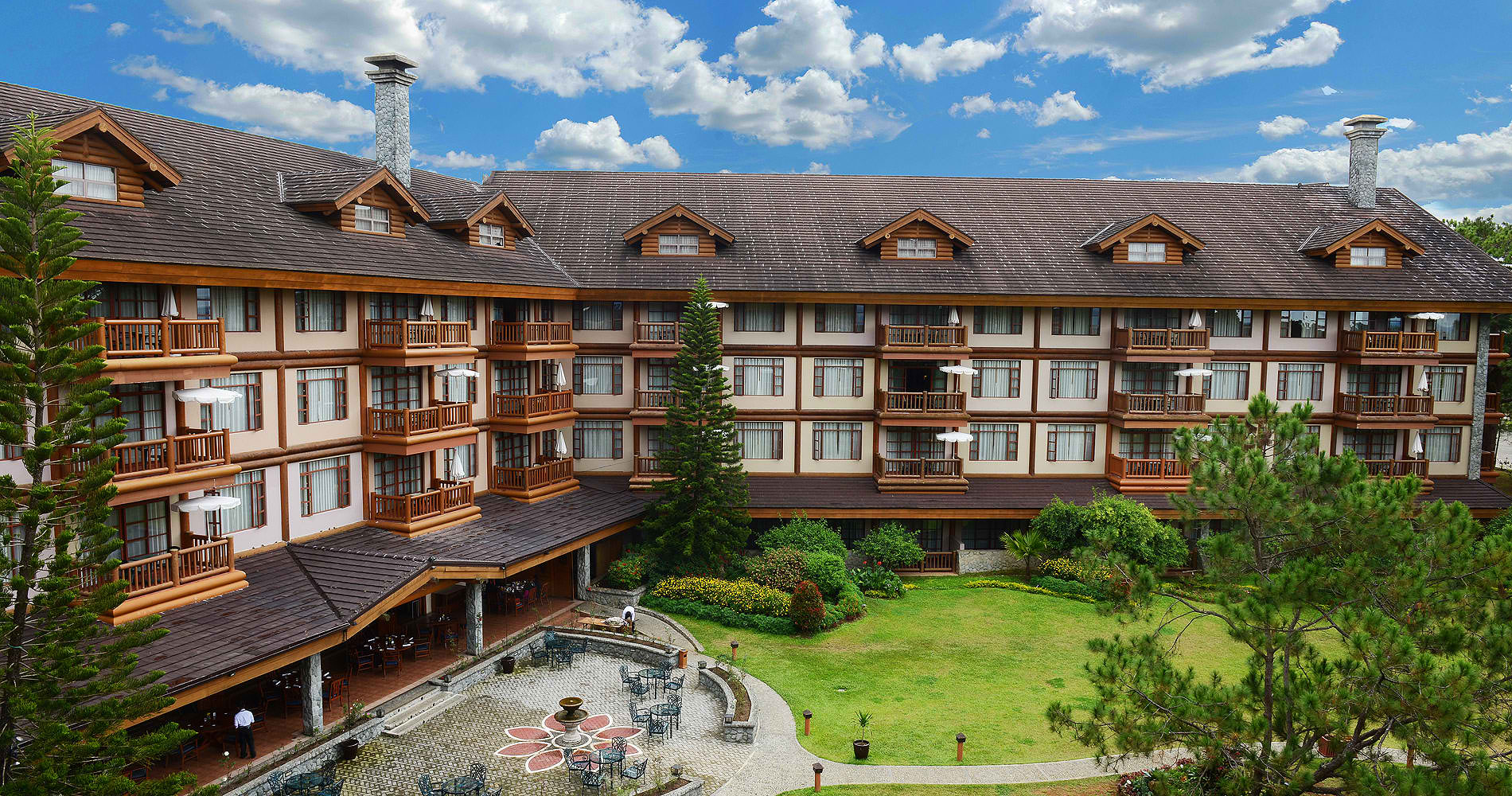 Where to stay top 8 best hotels in baguio city visit for Best accommodation