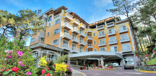 Hotel  Baguio Contact Number
