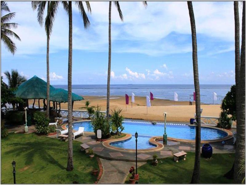 Punta Reviera Resort in Bolinao, Pangasinan